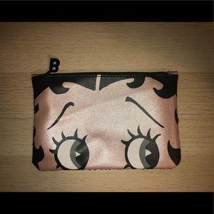 👛NEW Betty Boop™️ Makeup Bag
